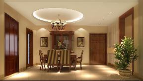 简约 欧式 三居 豪华 优雅 和谐 舒适 浪漫 情调 餐厅图片来自重庆高度国际装饰工程有限公司在金谷香郡-简欧风的分享