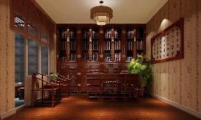 简约 欧式 现代 温馨 浪漫 奢华 高贵 精致 别墅 书房图片来自重庆高度国际装饰工程有限公司在鲁能七号院-欧式风格的分享