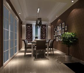 三居 简约 精致 个性 独特 完美 格调 舒适 实用 餐厅图片来自重庆高度国际装饰工程有限公司在金隅翡丽-简约风格的分享
