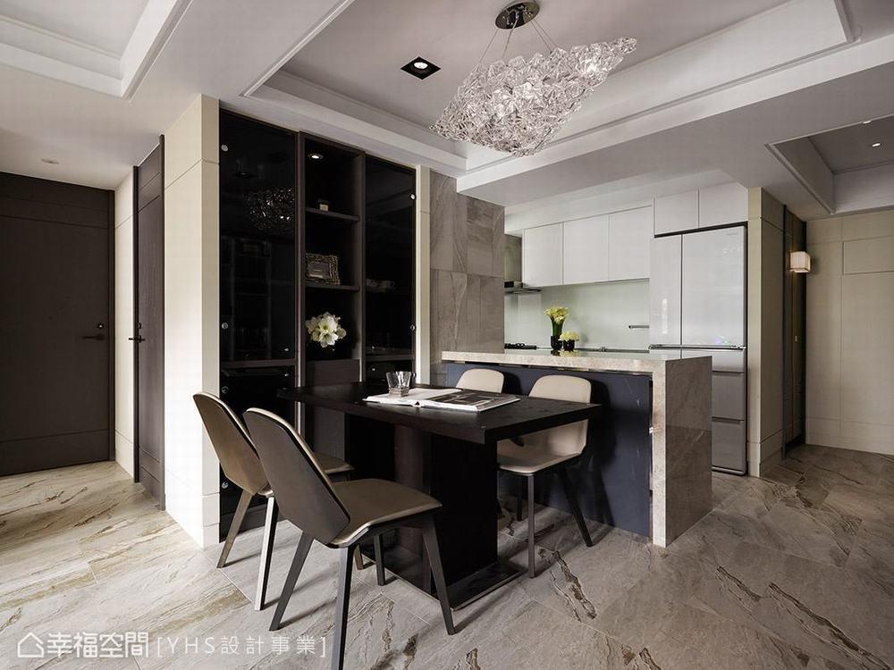 三居 奢华 古典 旧房改造 厨房图片来自幸福空间在五感体验 细品92平英式古典质韵的分享