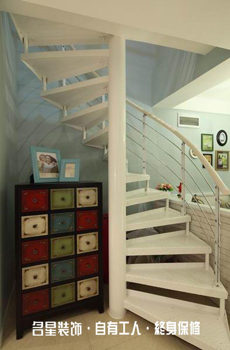 旧房改造 loft 地中海 其他图片来自名星装饰在凯乐花园样板房的分享