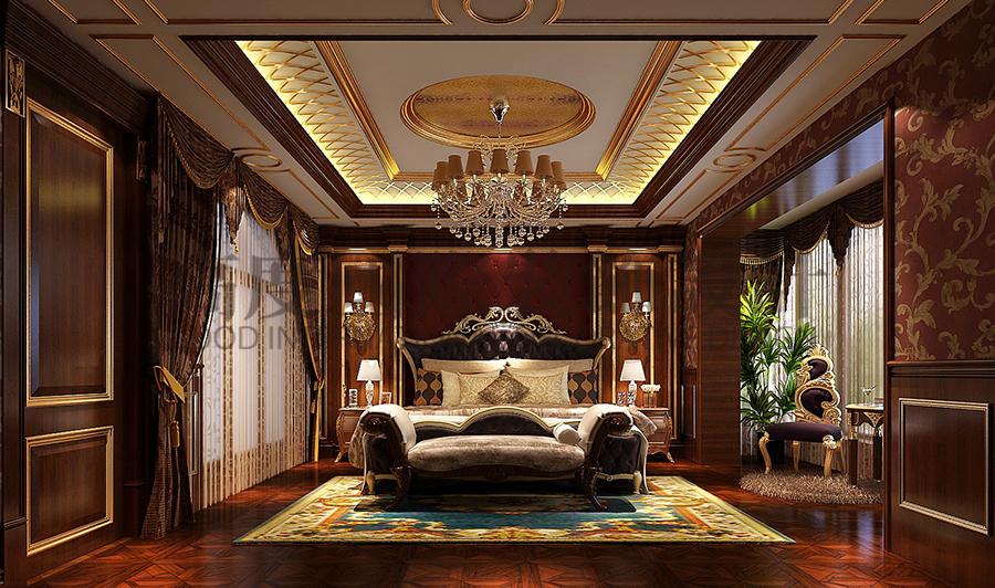 卧室图片来自天津高度国际小静在高度国际~法式古典风格的分享