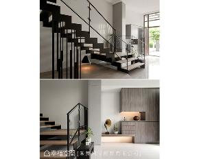 别墅 现代 楼梯图片来自幸福空间在疗愈新生活 传承世代的居所(上)的分享