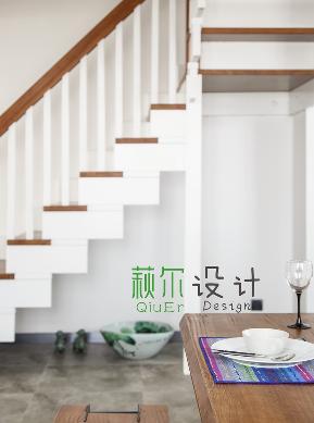 简约 白领 收纳 80后 小资 楼梯图片来自萩尔空间设计在留白的分享