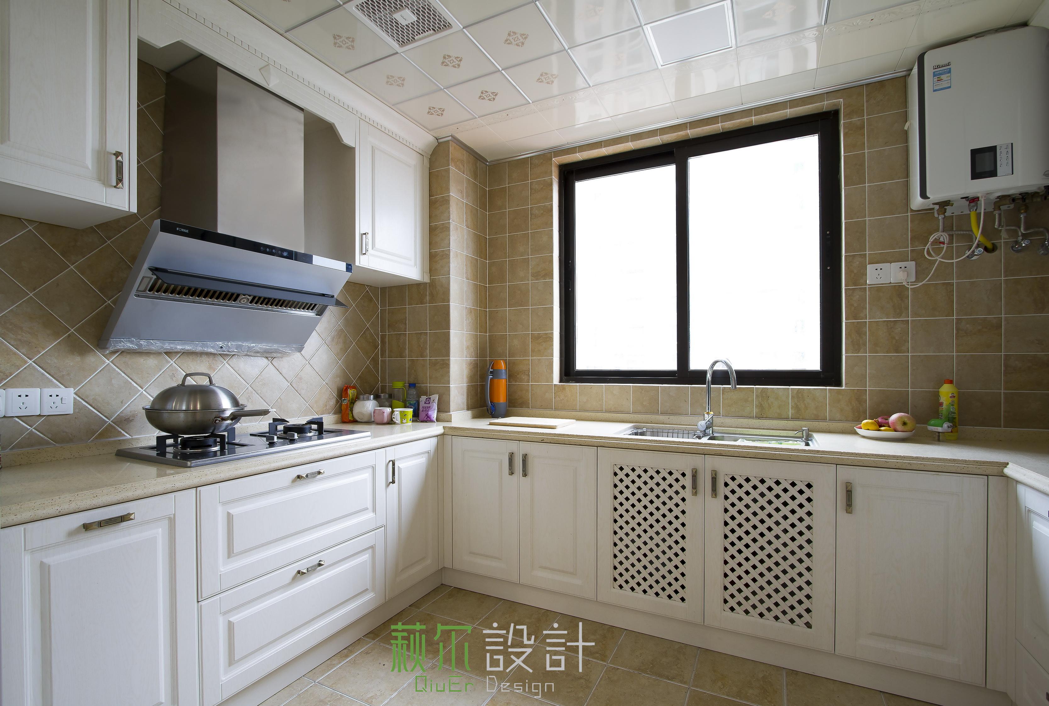 简约 白领 收纳 小资 厨房图片来自萩尔空间设计在华丽家族的分享