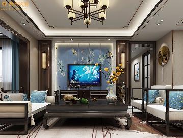 浩天装饰东方明珠-现代中式