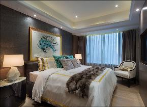 简约 混搭 四居室 新古典 收纳 80后 小资 卧室图片来自乐粉_20170523094252350在东方符号时尚的生活的分享