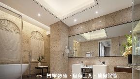 三居 港式 卫生间图片来自名星装饰在武汉天街的分享