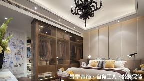 三居 港式 卧室图片来自名星装饰在武汉天街的分享