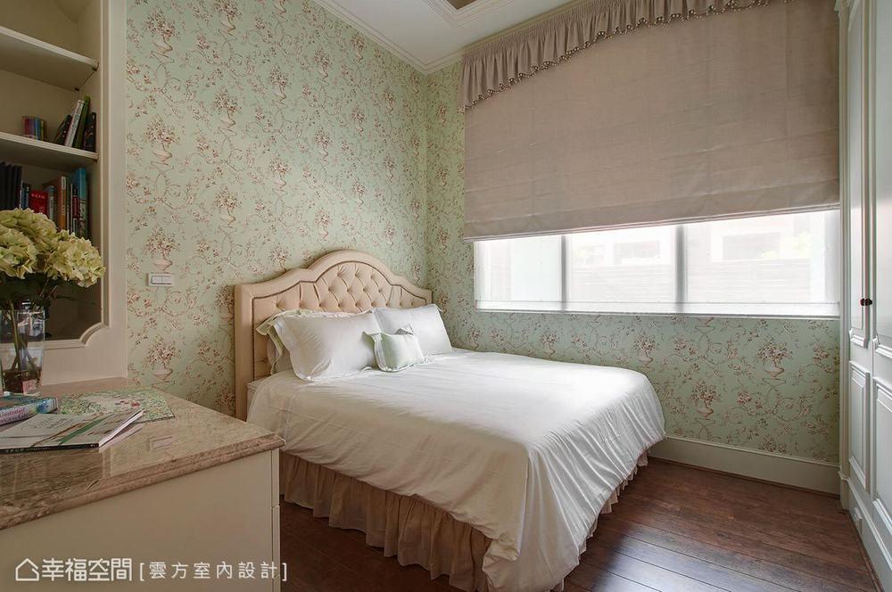 古典 三居 儿童房图片来自幸福空间在敞朗新貌 揭示132平古典悠扬气场的分享