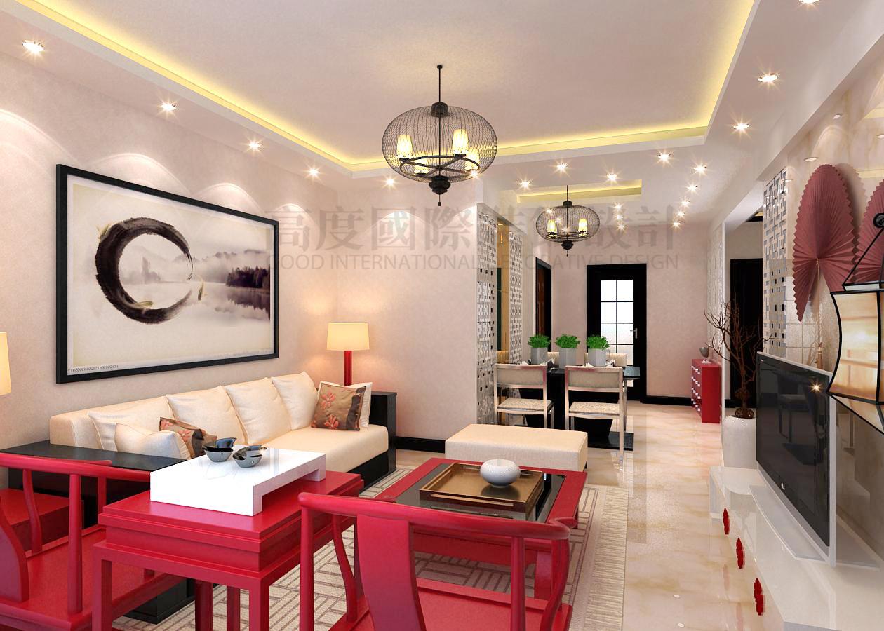 客厅图片来自天津高度国际小静在融创中心~简约风格【免费量房】的分享