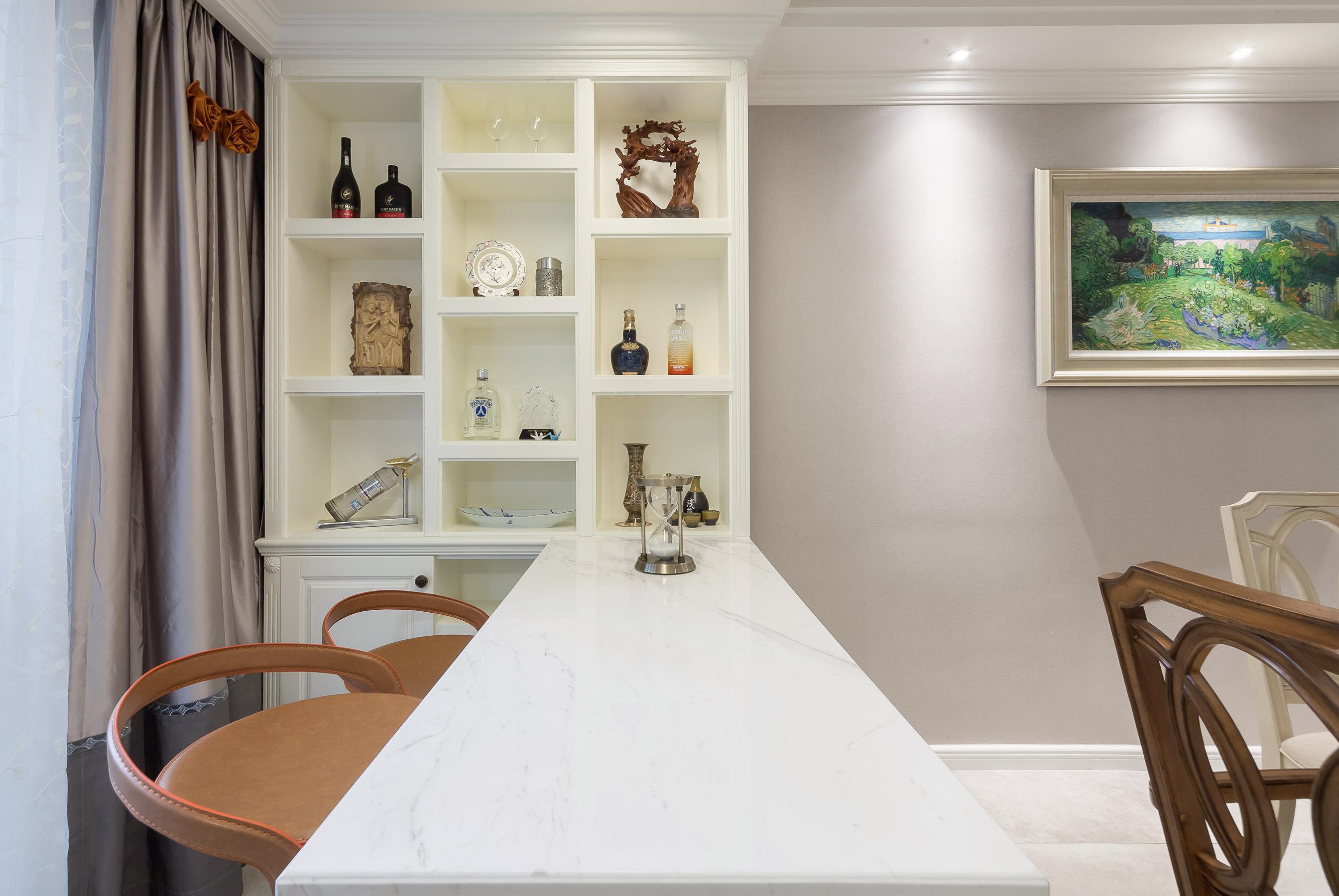 简约 欧式 现代美式、 餐厅图片来自游小华在简美《香橙》的分享