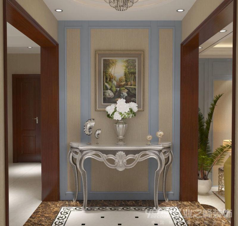 图片来自太原业之峰装饰st在梧桐苑150平米现代简欧装修案例的分享