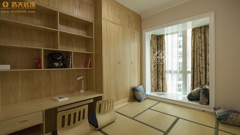 三居 儿童房图片来自深圳浩天装饰在浩天装饰阳光带海滨-简美的分享
