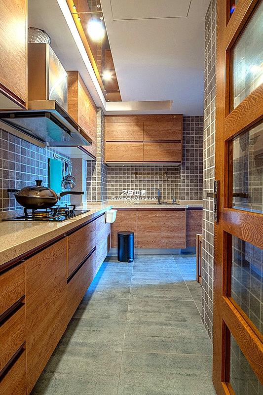 二居 简约 中式 白领 收纳 80后 小资 厨房图片来自中博装饰在寰宇天下89方新中式典雅生活的分享