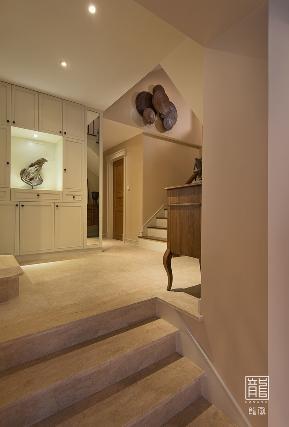 别墅 休闲 美式 心灵安放 楼梯图片来自龙徽设计在安放的分享