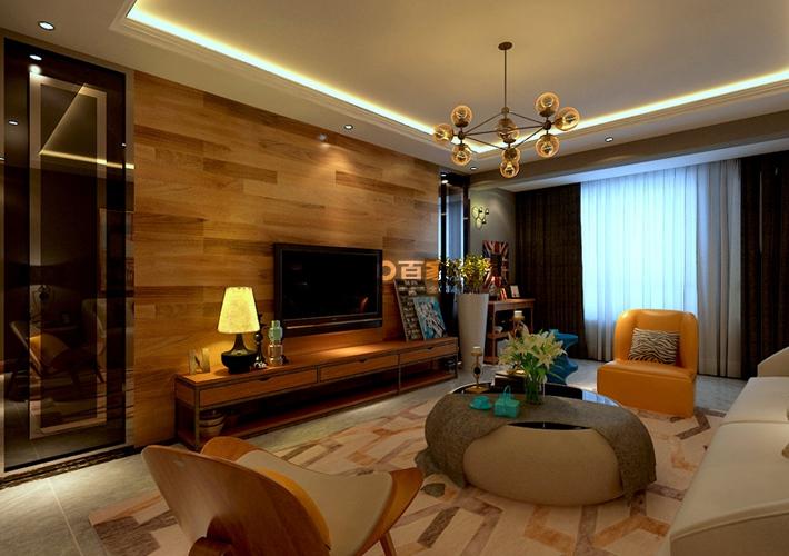 别墅 雍景豪城 东南亚风格 客厅图片来自百家设计小刘在鑫丰雍景豪城246平东南亚风格的分享