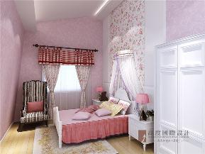 欧式 别墅 小资 大户型 高帅富 白富美 儿童房图片来自高度国际姚吉智在龙湾别墅500㎡古典欧式法则的分享