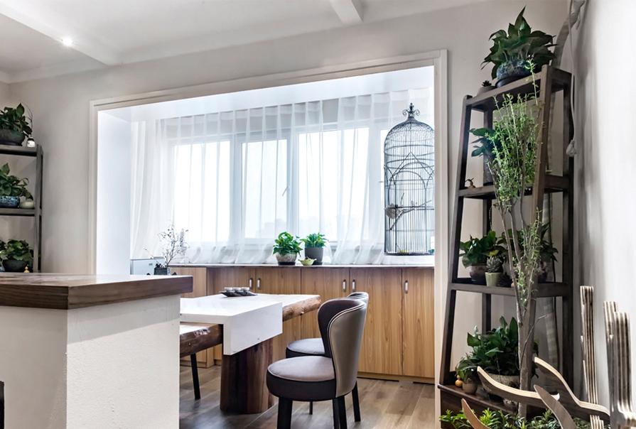 三居 简约 客厅 书房 居家图片来自创之鸿在创之鸿装饰-金融街融汇-简约风的分享