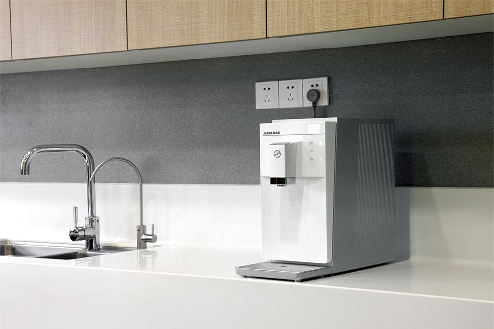 图片来自净饮水系统在安吉尔台式管线机安装案例的分享