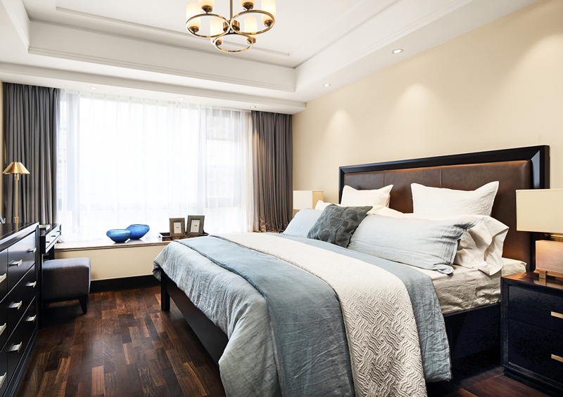 简约 白领 美式 美式家具 卧室图片来自乐粉_20171206113436404在美式+现代的分享