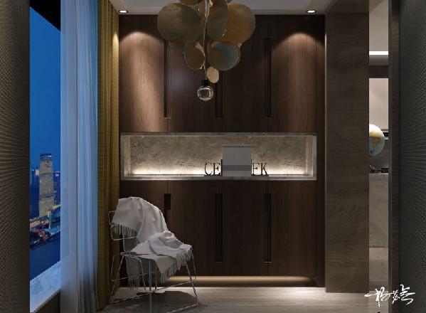 后现代风格强调建筑及室内装潢要有历史的延续性,讲究人情味,不拘泥于传统逻辑思维方式,完美呈现出不同的家居风格