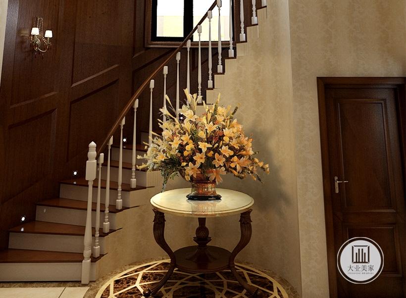 简约 欧式 田园 混搭 二居 三居 别墅 旧房改造 小资图片来自Joy-_8309在大业美家御汤山500平美式案例的分享