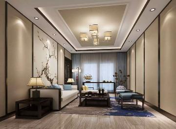 200平玫瑰园—中式风格