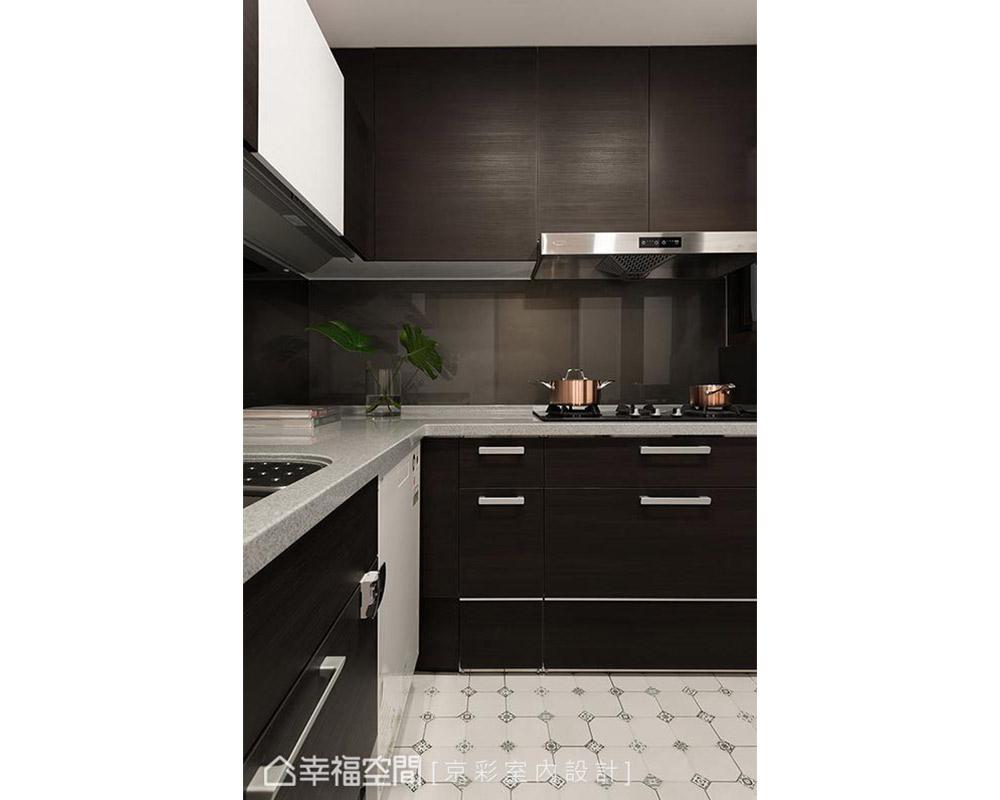 三居 混搭 北欧 小户型 厨房图片来自幸福空间在多元混搭 积木意象现代北欧宅的分享