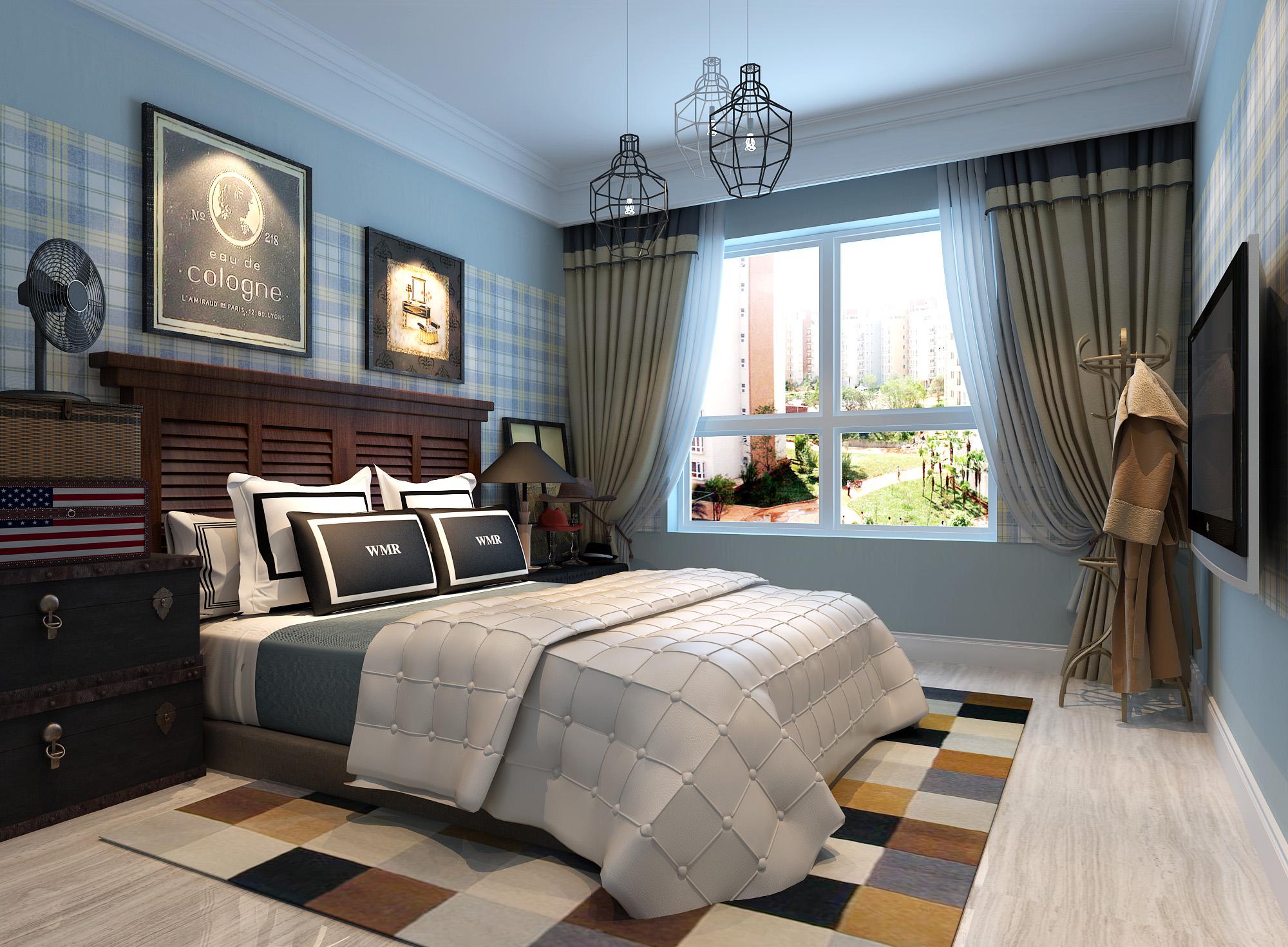 简约 卧室图片来自唐山高度国际装饰在凤凰湖畔的分享