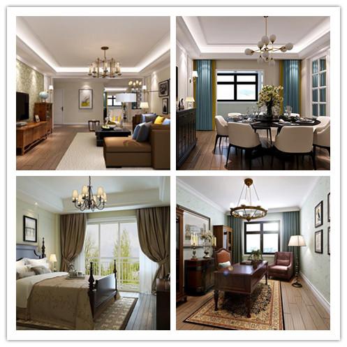 欧式 三居 白领 收纳 旧房改造 80后 小资 其他图片来自乐粉_20160927144235439在福星惠誉红桥城-欧式风格的分享