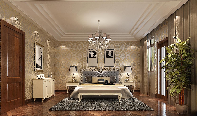 简约 卧室图片来自唐山高度国际装饰在叠拼别墅的分享