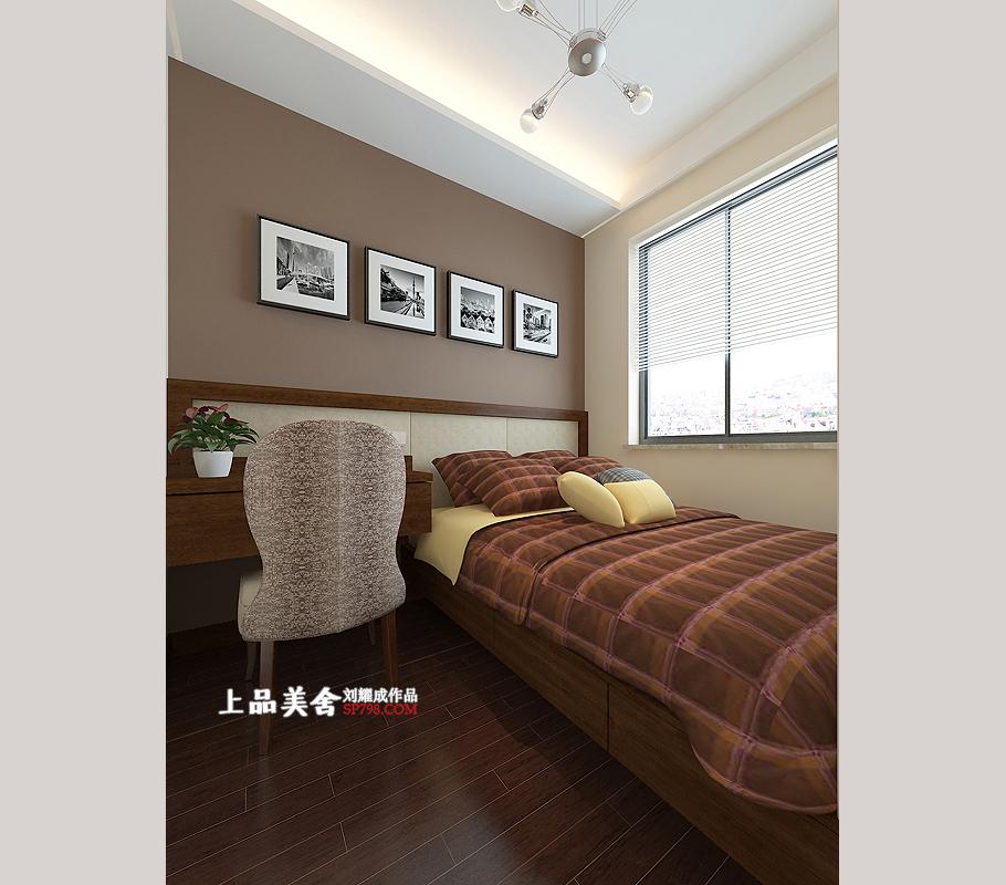 三居 收纳 80后 小资 简约 卧室图片来自刘耀成在长沙辉煌国际中式设计的分享