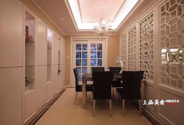 欧式 三居 小资 80后 收纳 餐厅图片来自刘耀成在长沙博林金谷婚房设计的分享