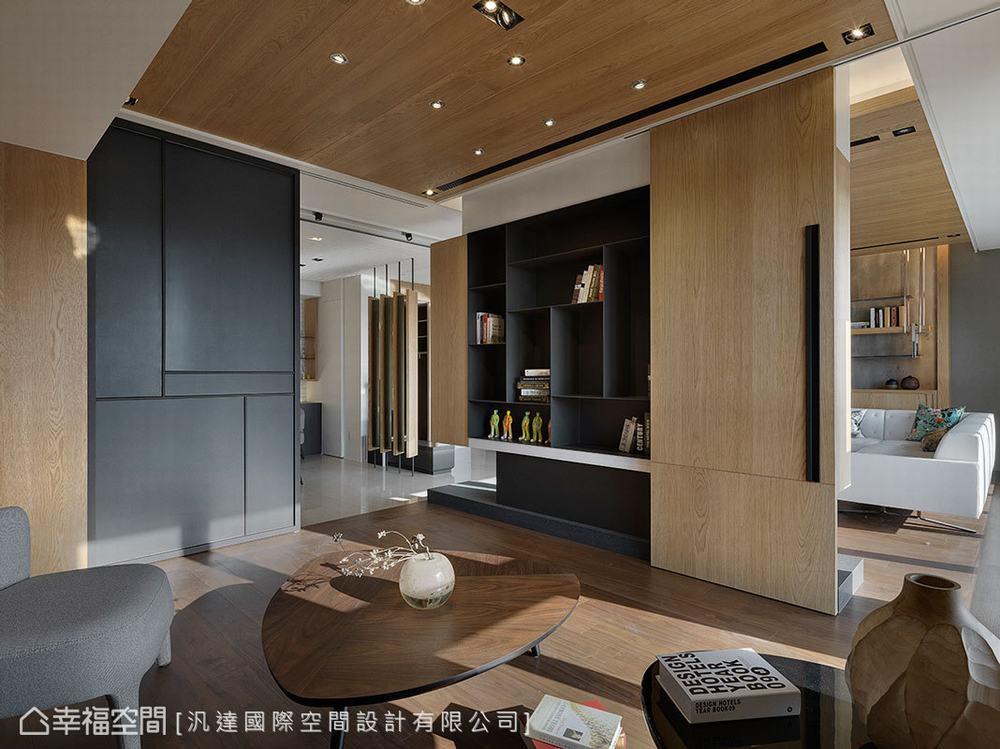 三居 现代 其他图片来自幸福空间在客制新婚宅165平馨暖幸福想象的分享