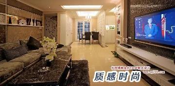 长沙博林金谷婚房设计