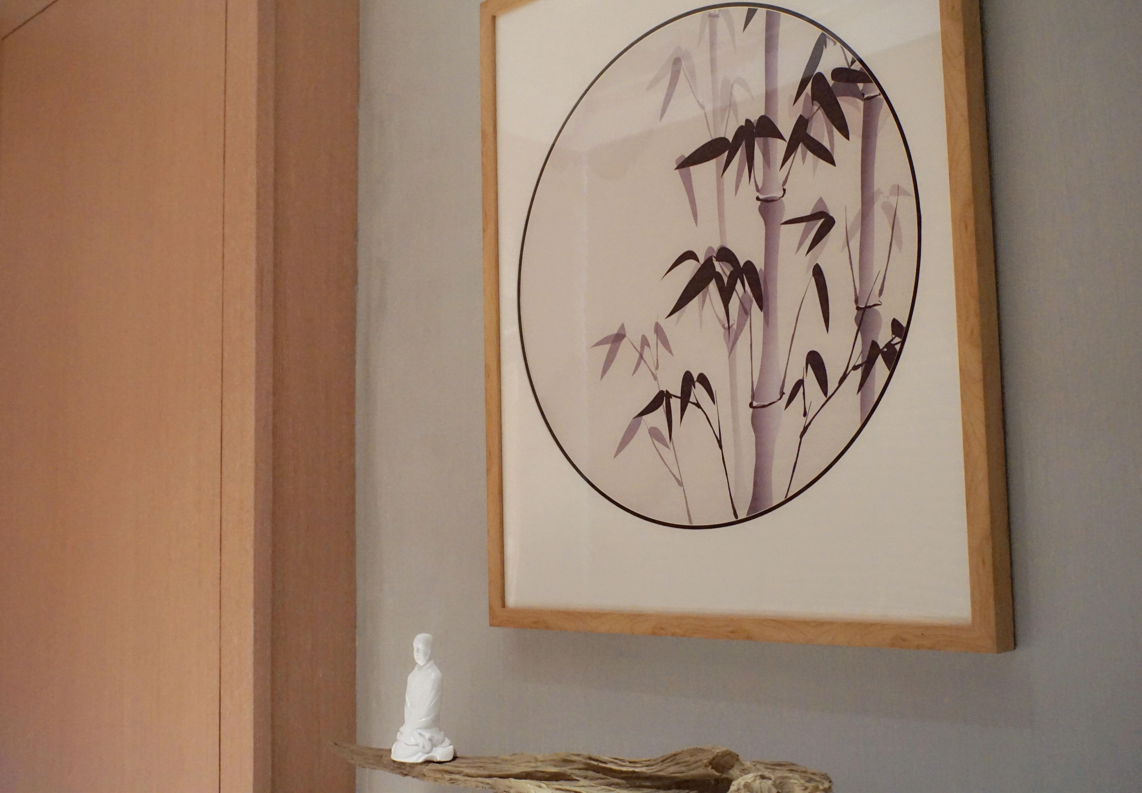 简约 二居 收纳 80后 小资 天汇设计 新中式 禅意中式 餐厅图片来自游小华在《朴居》的分享