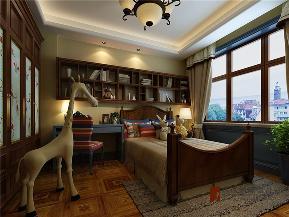 美式 别墅 小资 大户型 80后 高帅富 儿童房图片来自高度国际姚吉智在温哥华森林420㎡美式忠于品位的分享