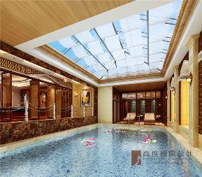 新古典 欧式 别墅 大户型 小资 高帅富 80后 其他图片来自高度国际姚吉智在526㎡穿透岁月的新古典主义之美的分享