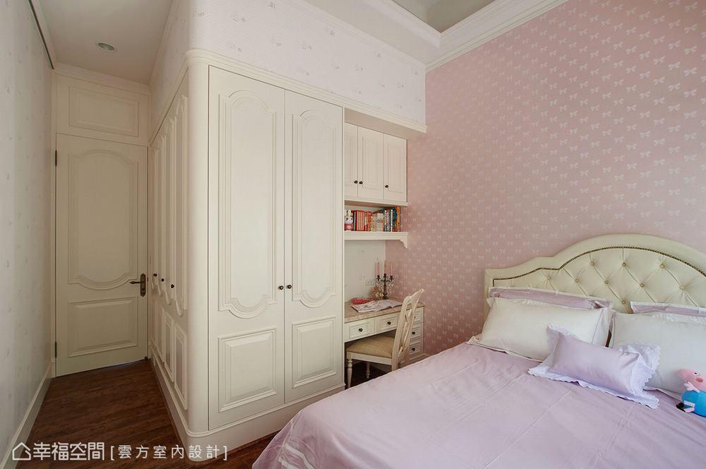 四居 古典 儿童房图片来自幸福空间在敞朗新貌 132平古典悠扬气场的分享