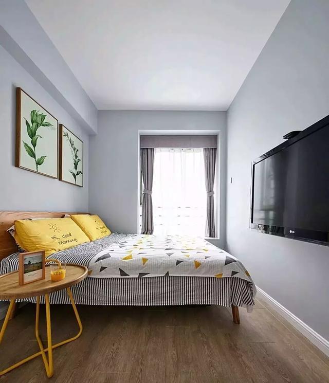 兰州实创装 卧室图片来自家居装饰-赫拉在兰州实创装饰中海130㎡大北欧风的分享