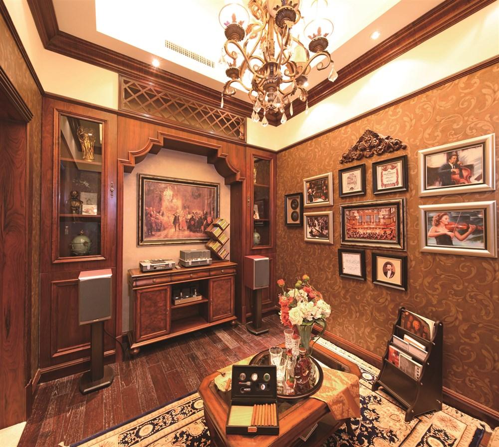 古典 美式图片来自上海瑾澜软装在古典美式的分享
