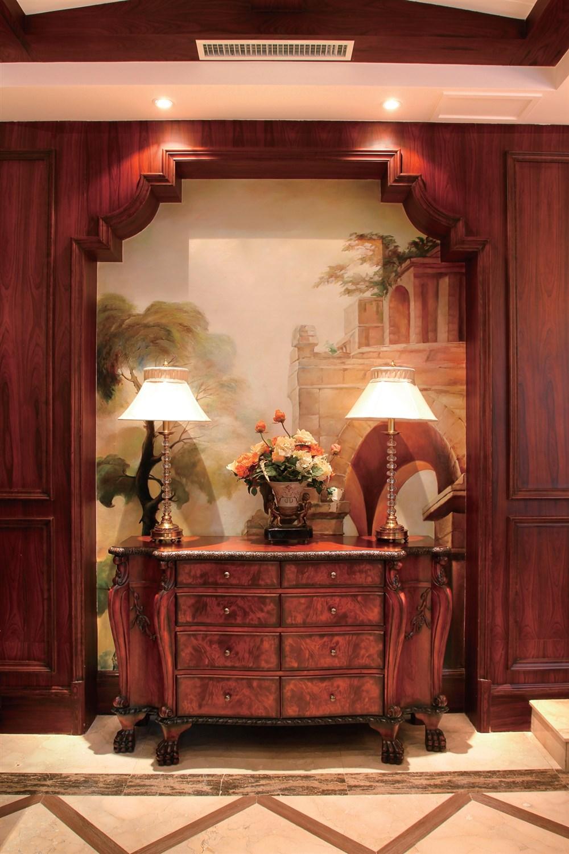 古典 美式 别墅图片来自上海瑾澜软装在古典美式的分享
