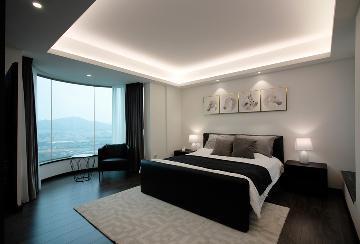 汇景新城复式公寓