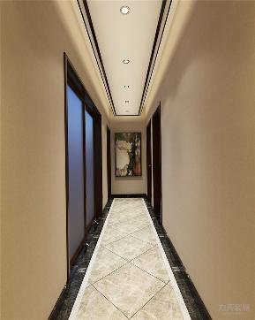 二居 中式 收纳 80后 玄关图片来自阳光力天装饰在力天装饰-天房天拖-89㎡的分享