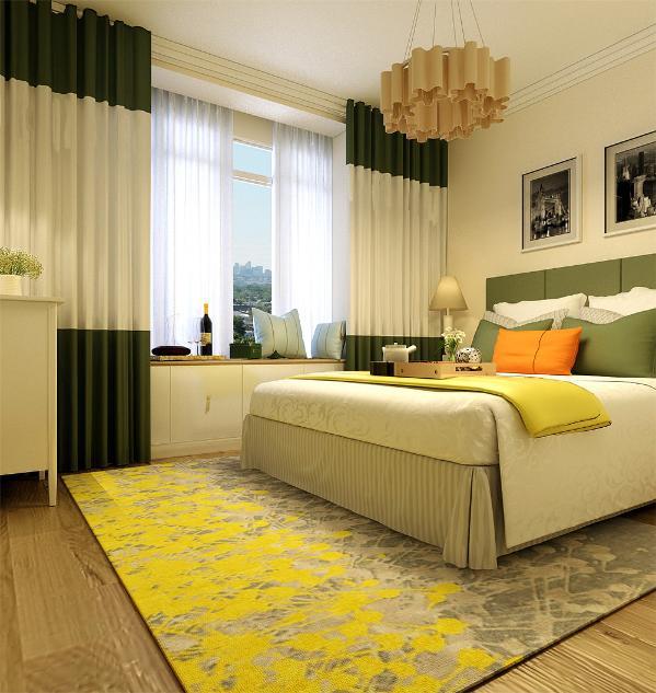 主卧室的位置,右边是一个餐厅以及次卫的位置还有一个次卧的位置,所以整个空间布局合理,功能齐全