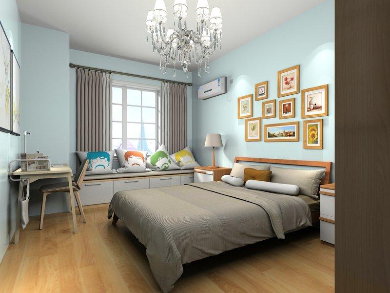 简约 80后图片来自金空间装饰集团在100平米小清新现代简约风格的分享