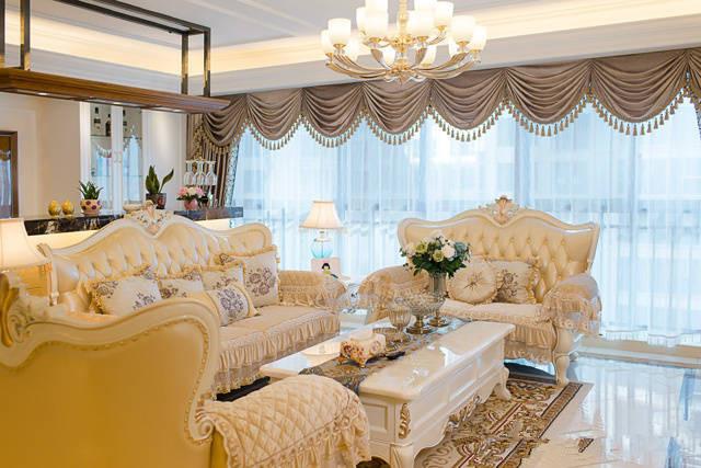 三居 白领 80后 欧式 客厅图片来自金空间装饰集团在暖暖欧式情的分享