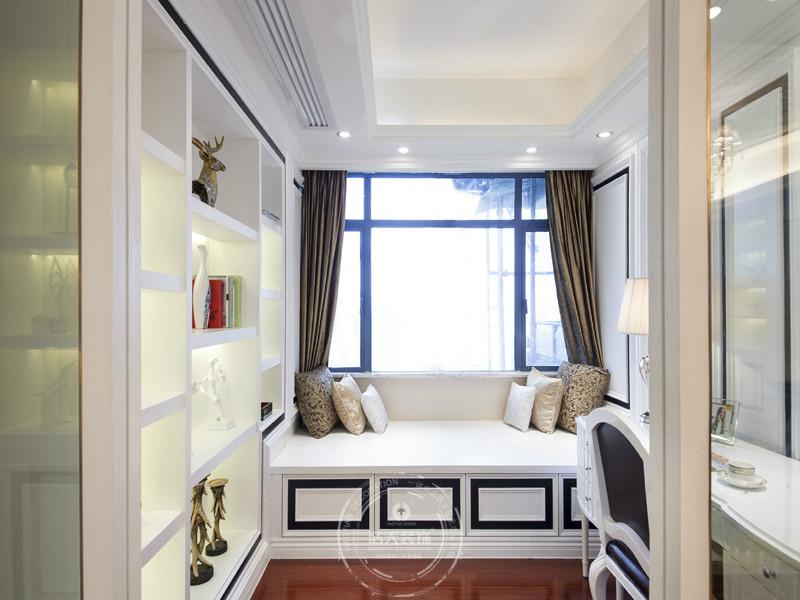 欧式 卧室图片来自深圳浩天装饰在浩天装饰-豪峰园的分享