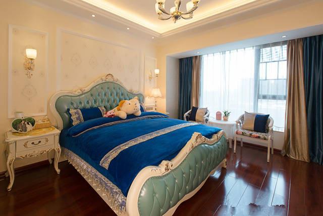 三居 白领 80后 欧式 卧室图片来自金空间装饰集团在暖暖欧式情的分享